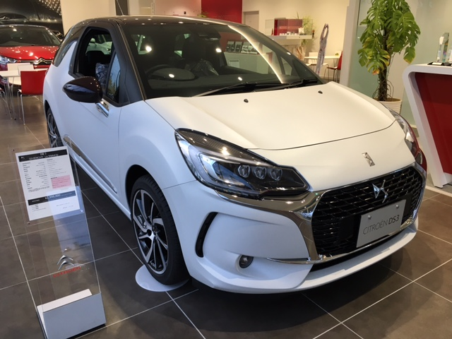 DS3GIVENCHY限定車